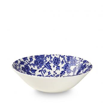 Cereal Bowl, Burleugh Blue Arden