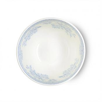 Burleigh Crockery Blue Asiatic Pheasants
