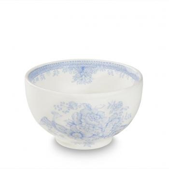 Medium Sugar / Dips Bowl, Burleigh Blue Asiatic Pheasants
