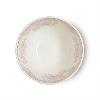 Burleigh Crockery Pink Asiatic Pheasants