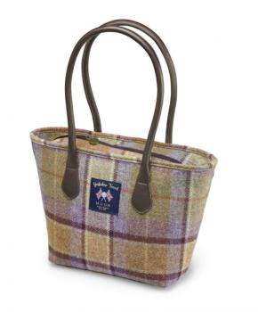 Bronte by Moon, Country Check Tote Bag