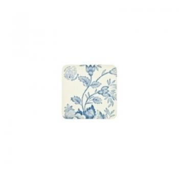 Set of 4 Coasters, Burleigh Blue Asiatic Pheasants