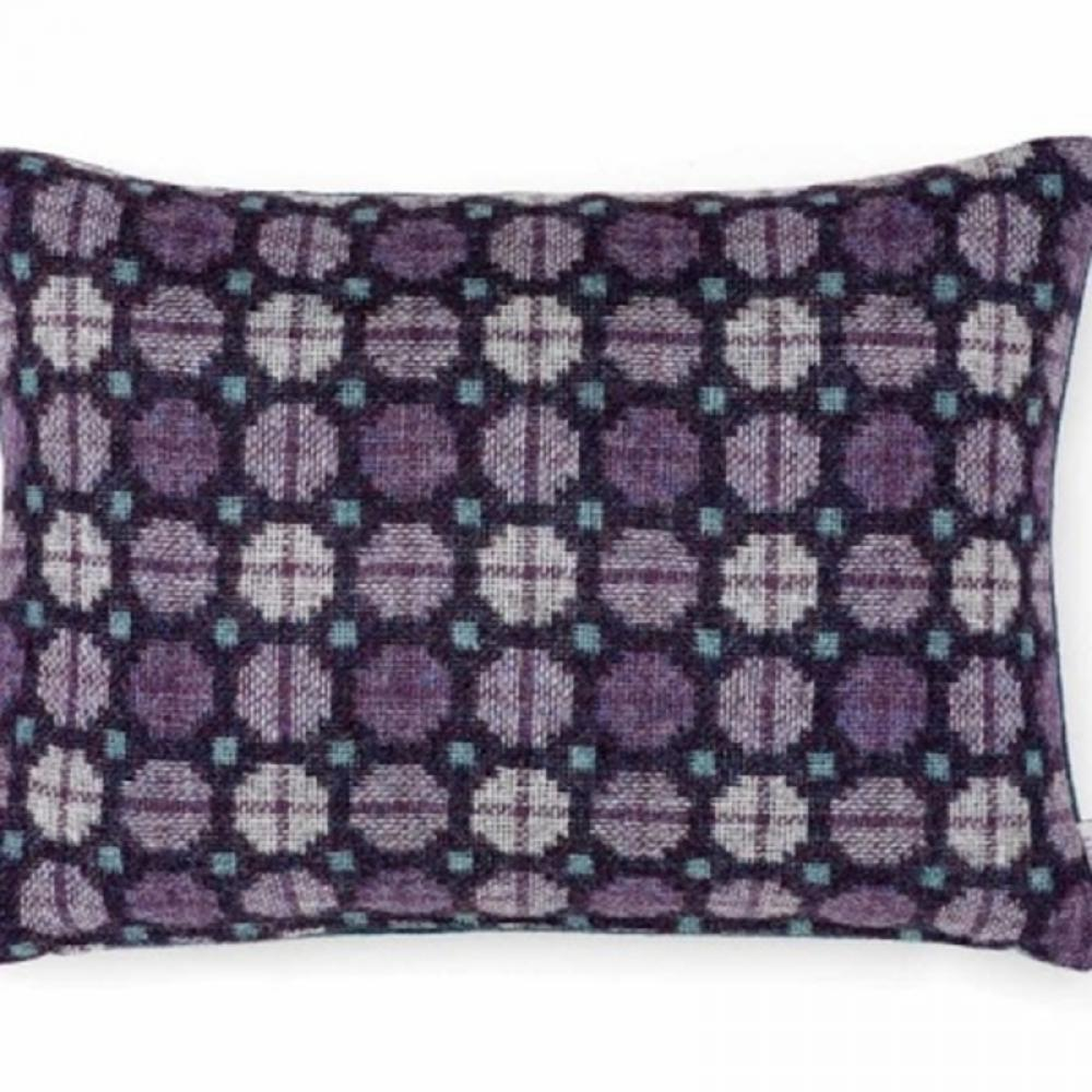 Bronte by Moon Double Sided Cushion Heather
