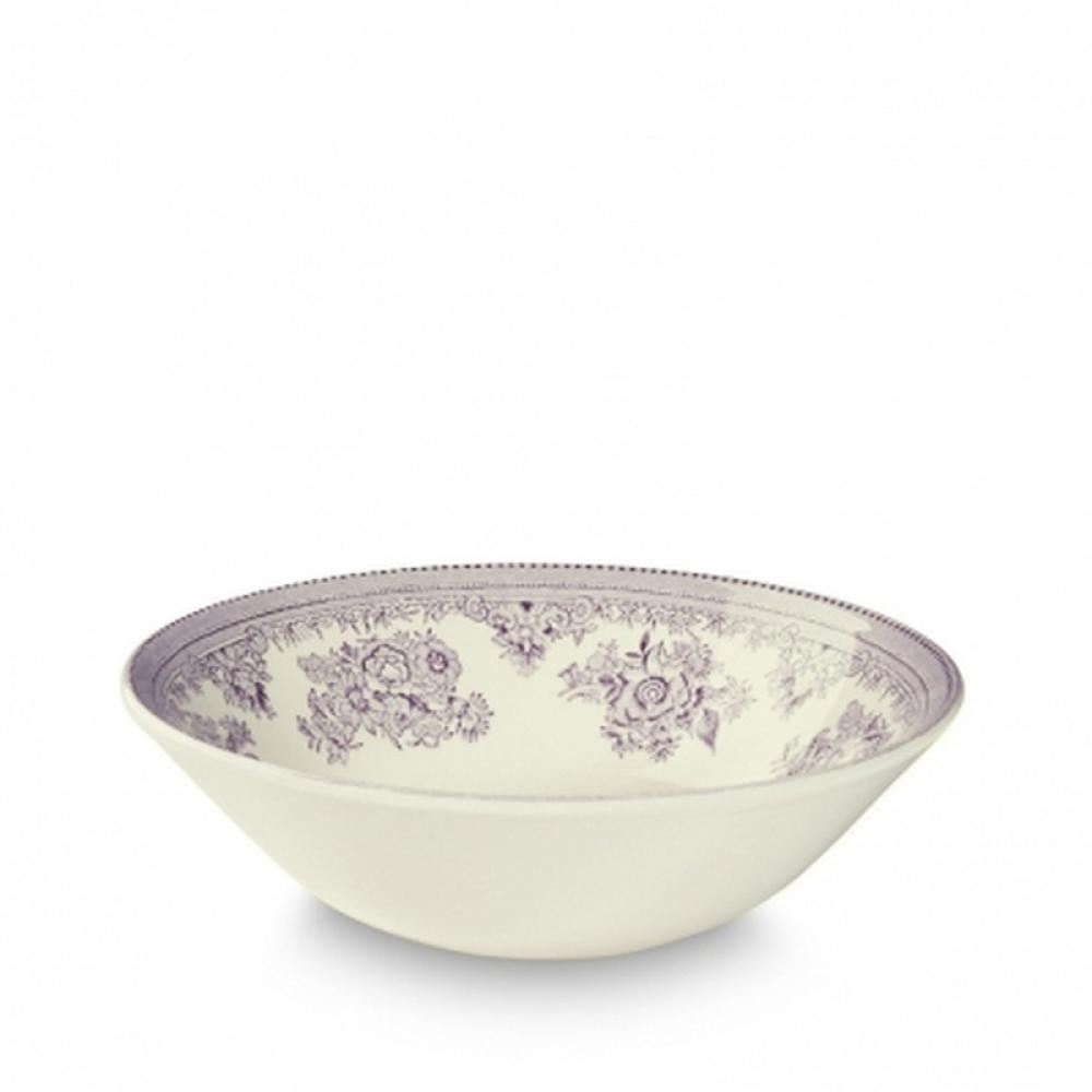 Burleigh Crockery Plum Asiatic Pheasants